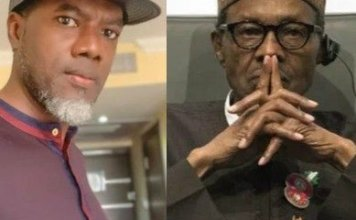 Buhari Wants Nigerians To Be Uneducated -Reno Omokri buhari