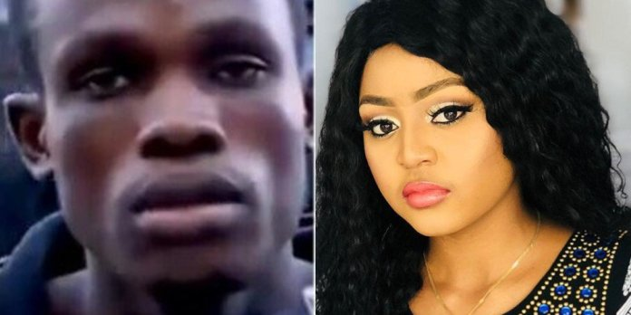 Man Who Reportedly Claims He Was Hired To Assassinate Regina Daniels Arrested