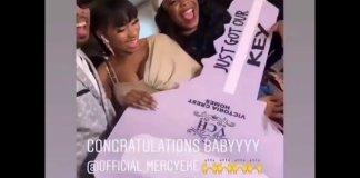 BBNaija: Mercy Rejoices As She Got A 4-Bedroom Duplex Gift (Video)