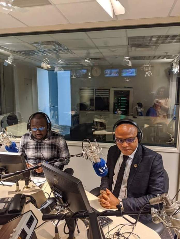 abia azumiri an unobtrusive place small town in abia azumiri travelled by road to senegal road to senegal a distance distance of nearly 2,000 kilometres Nnamdi Kanu: How I Escaped Nigeria To Isreal - Anaedo Online