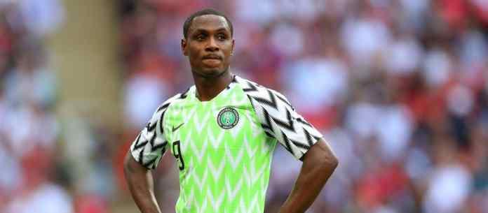 Ighalo Banned From Man Utd Training Ground Over Fears Of Coronavirus