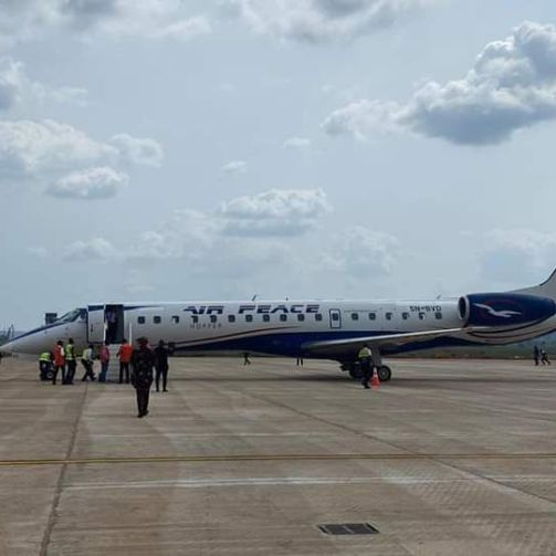 Anambra Int'l Airport, delivered