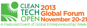 2013 Cleantech Global Forum