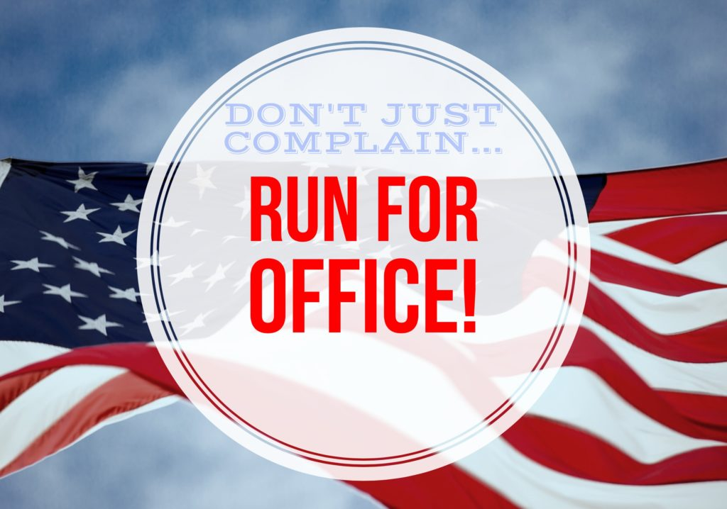 Run for Office