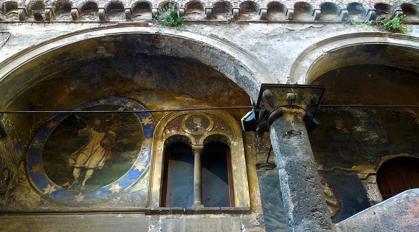 Anagni Excelsa - Palazzo Barnekow