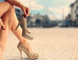 how to make high heels less painful