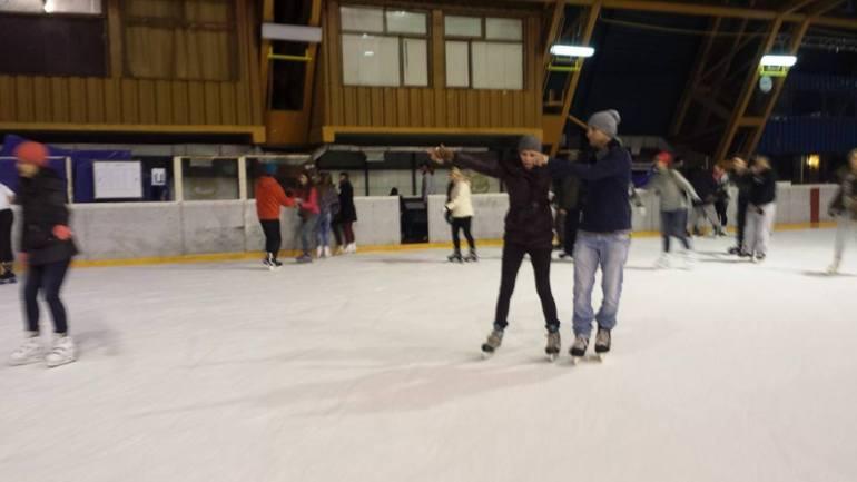 ice skating Pionir
