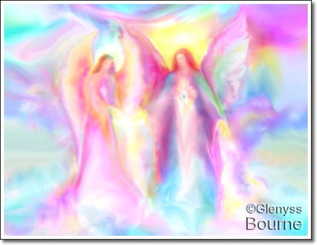 Angel Image by Glenysss Bourne