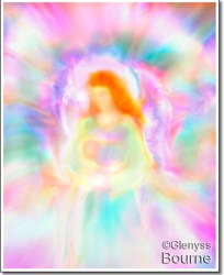 Angel of Divine Love and Protection, Elandra