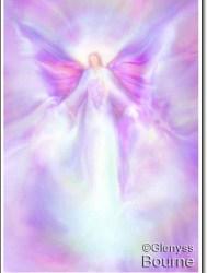 Angel Image by Glenyss Bourne