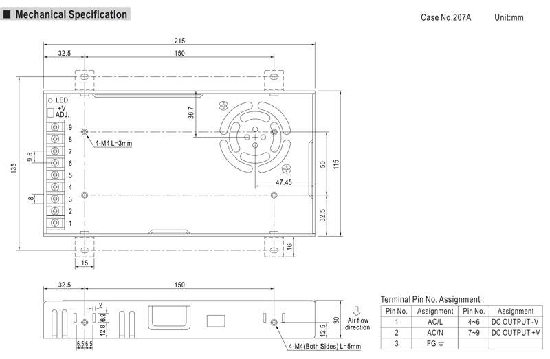 PSESMB-0350 Wiring Diagram
