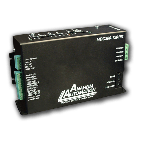 Mdc300120151 Brushless Speed Controllers 1hp And Over