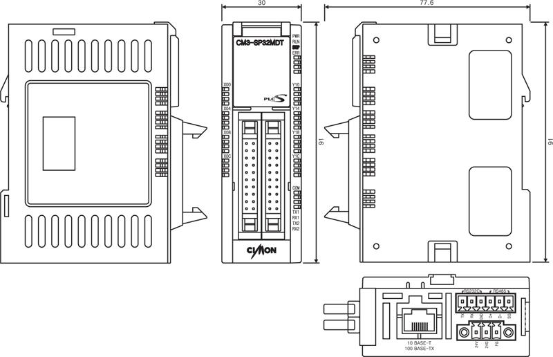CM3-SP CPUs
