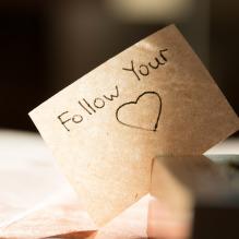 Follow or not follow ?