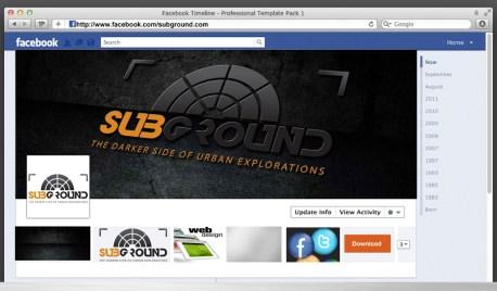 subground FB logo