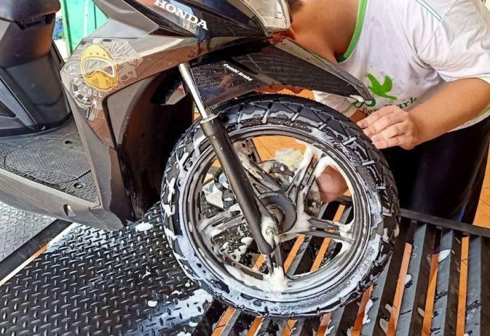 Prospek Usaha Cuci Motor dan Bagaimana Memulainya