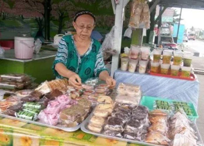 Jajanan Pasar Unik dan Tradisional