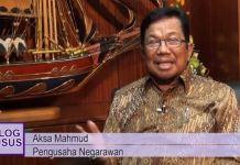 Biografi Aksa Mahmud Sukses Jadi Pengusaha Bosowa Corp
