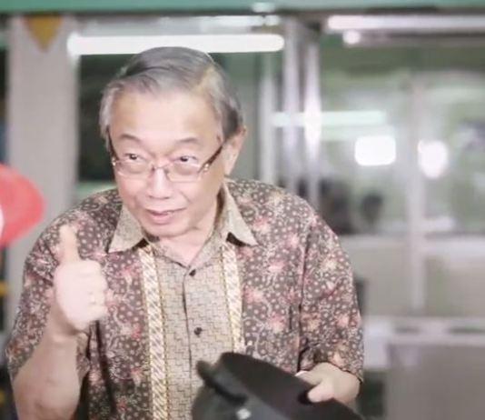 Sukses Mengembangkan Maspion, Alim Markus Jadi Pengusaha Teladan