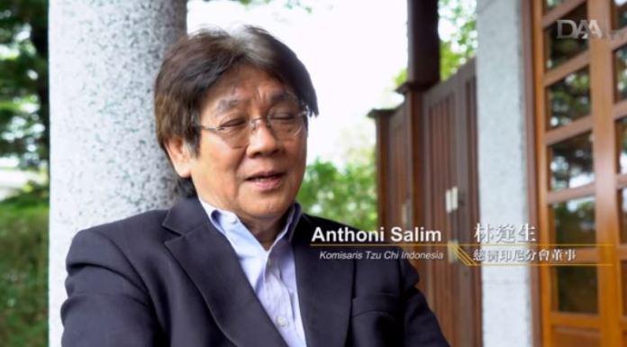 Tips Sukses Anthoni Salim, Pengusaha Teladan Gerenasi Milenial