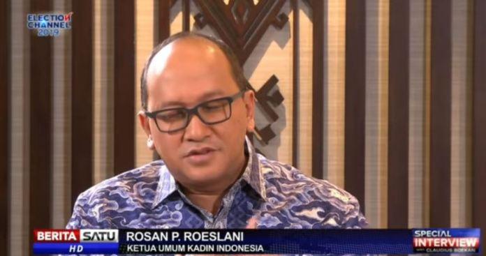 Perjalanan Bisnis Rosan Roeslani, Orang Berbakat Indonesia