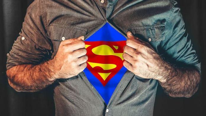 Lambang Superman Bukan Singkatan, Melainkan?
