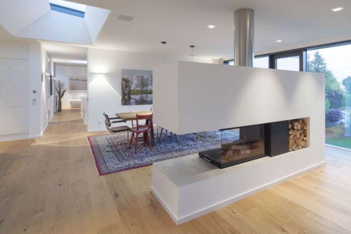 Rumah Minimalis Modern 2 lantai Interior