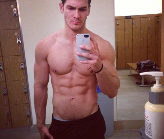 Naked Guy Selfie 3