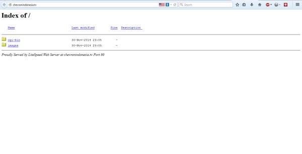 Website Tidak Memiliki Informasi Apapun, Saya Akses pada Hari ini tanggal 07 Januari 2015 pada pukul 09.00 WIB