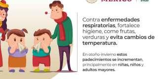 enfermedades respiratorias imss