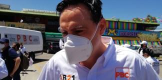 FGE, Julián Leyzaola, Partido de Baja California