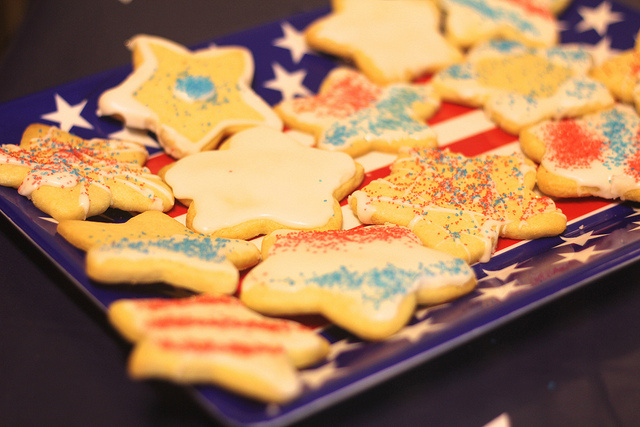 Patriot cookies