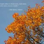 Quote of the Week: John Quincy Adams