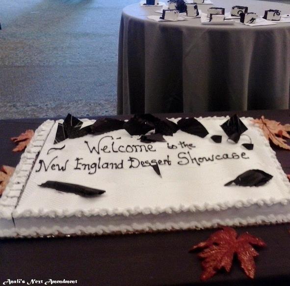 Dessert Showcase cake