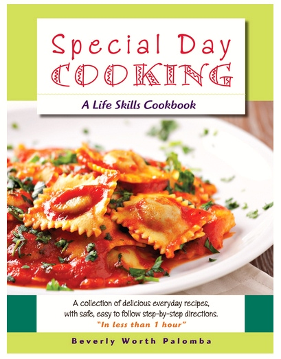 Special Day Cooking cookbook cover