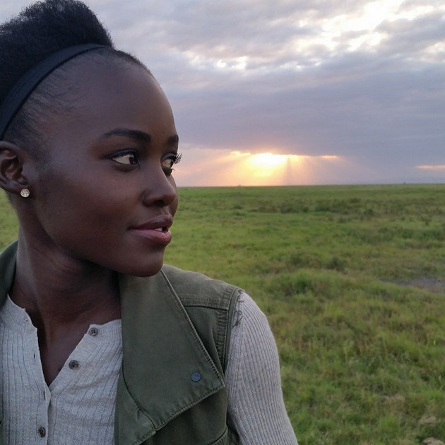 Lupita Nyong'o on how to live your dreams
