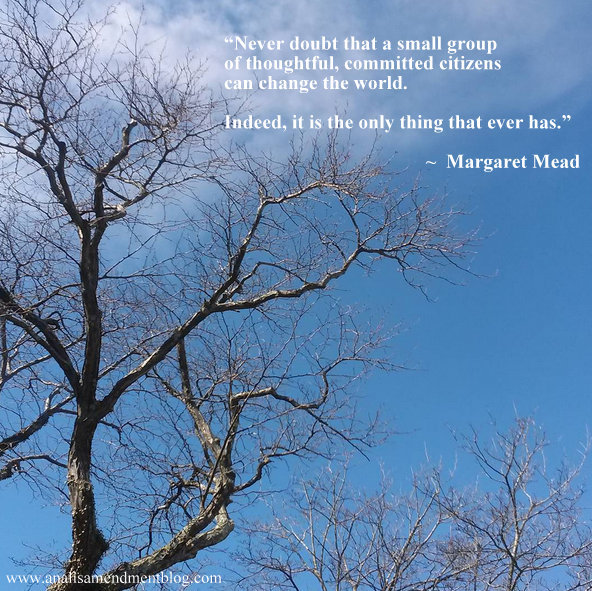 Margaret Mead quote on citizens