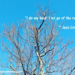 Quote of the Week: Jess Lively