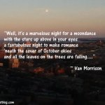 Quote of the Week: Van Morrison
