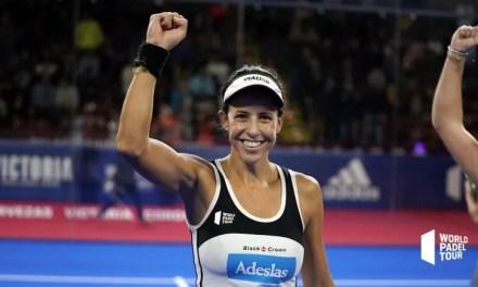 Marta Marrero: «Competir sin público sería un retroceso para el pádel»