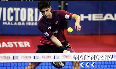 "Mati Marina en ""Yo soy World Padel Tour"""