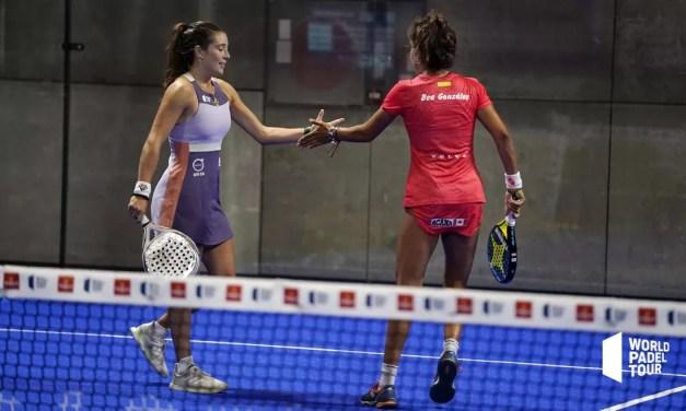 Primeros finalistas del Vuelve a Madrid Open