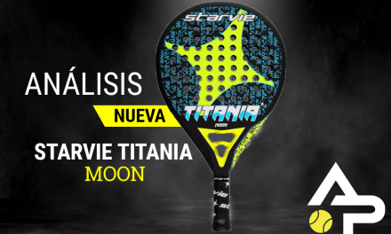 Starvie Titania Moon, la pala de Bea González