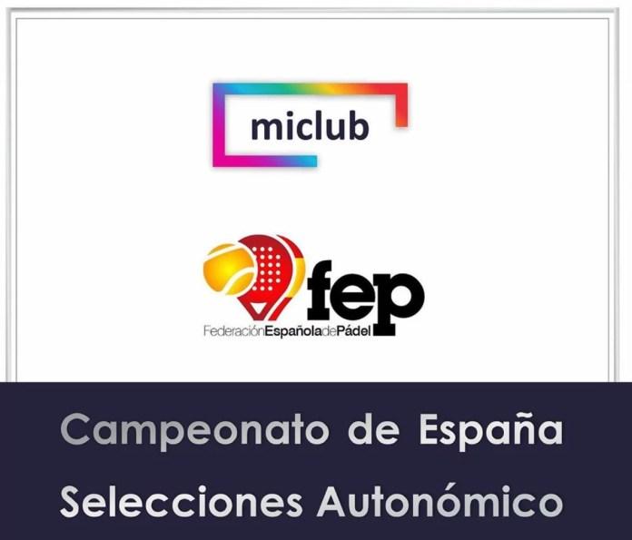 Comunicado Mi Club sobre el Campeonato de España de Selecciones Autonómicas absolutas