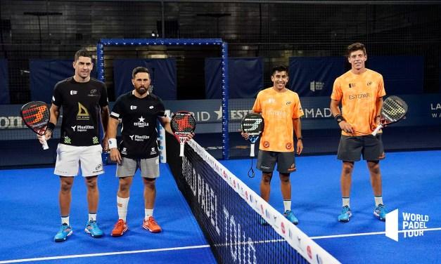 Cuartos de final masculinos Adeslas Open 2020