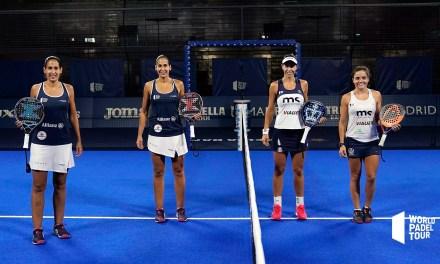 Cuartos de final femeninos Adeslas Open 2020