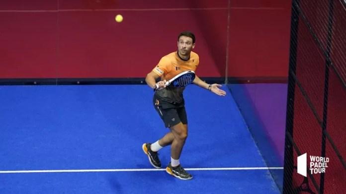 Lucas Campagnolo en dieciseisavos de Vuelve a Madrid Open 2020