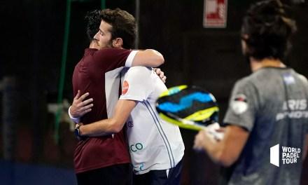 Mañana de tensión en Dieciseisavos de final Estrella Damm València Open