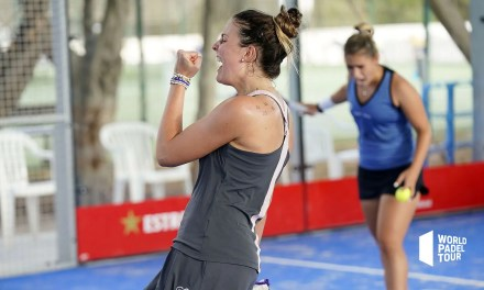 Cuadro final femenino del Estrella Damm Menorca Open