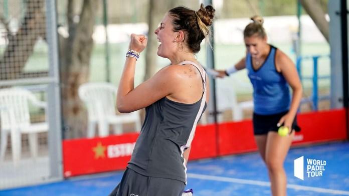 Clasificadas para el cuadro final femenino del Estrella Damm Menorca Open 2020